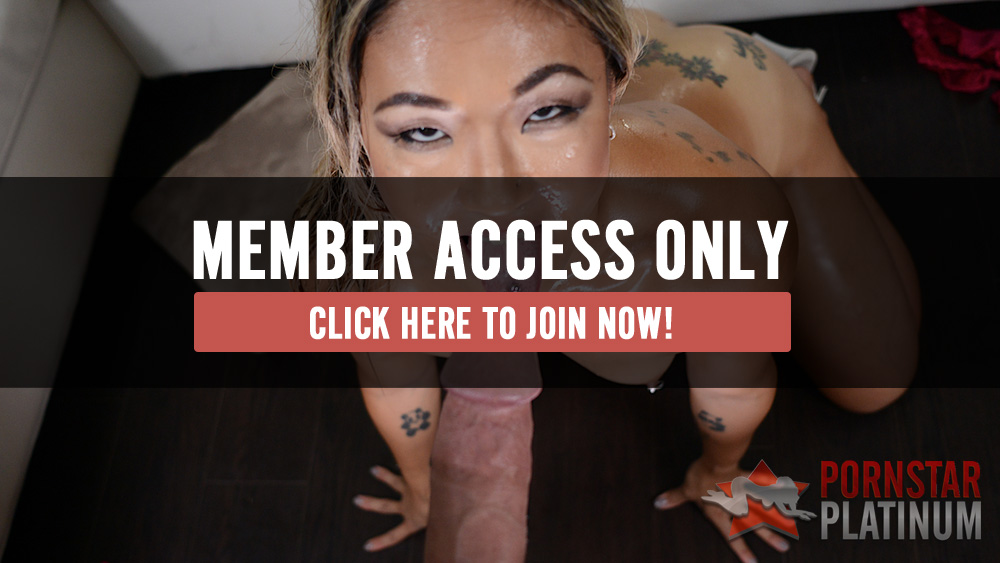 PornstarPlatinum – Sloppy Wet Cocksucker – Nyomi Star